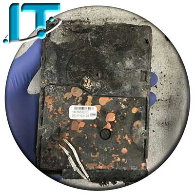 Hard Drive Data Recovery
