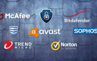 install anti virus