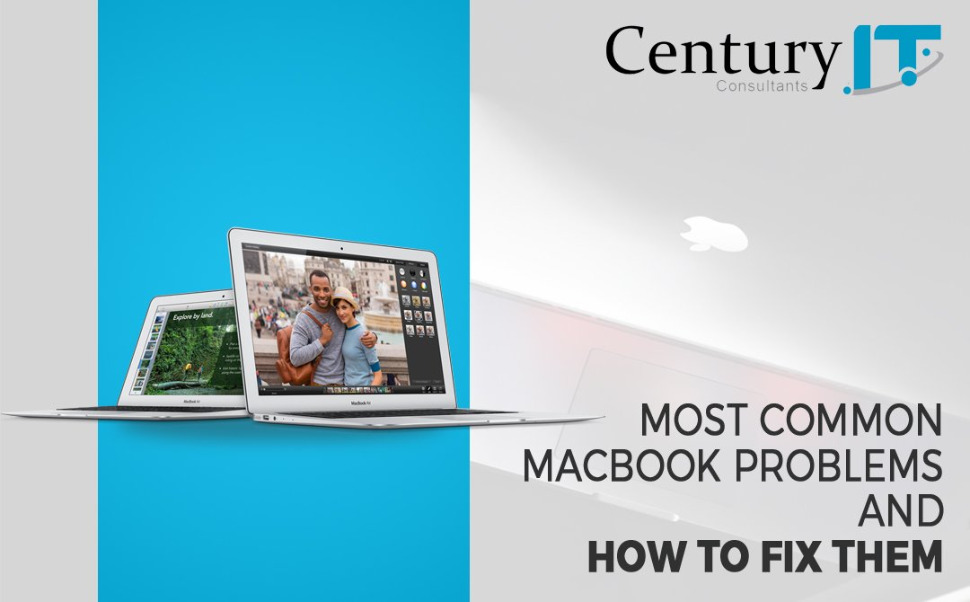 Most Common Macbook Problems and How to Fix Them