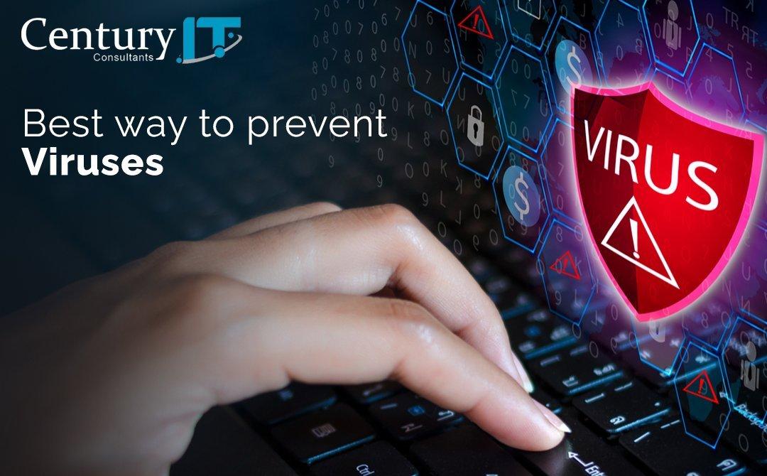 Best Way to Prevent Viruses