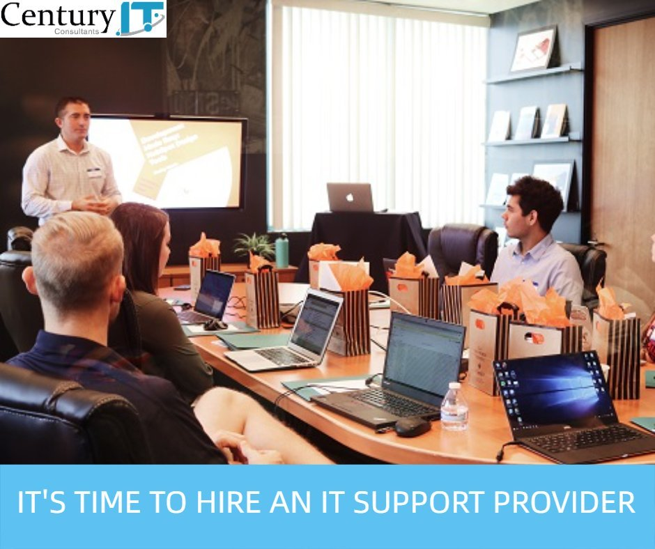 IT Companies Ready to Start Work from Office. It's time to hire an IT support provider
