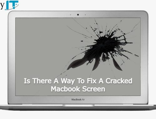 Is There A Way To Fix A Cracked MacBook Screen